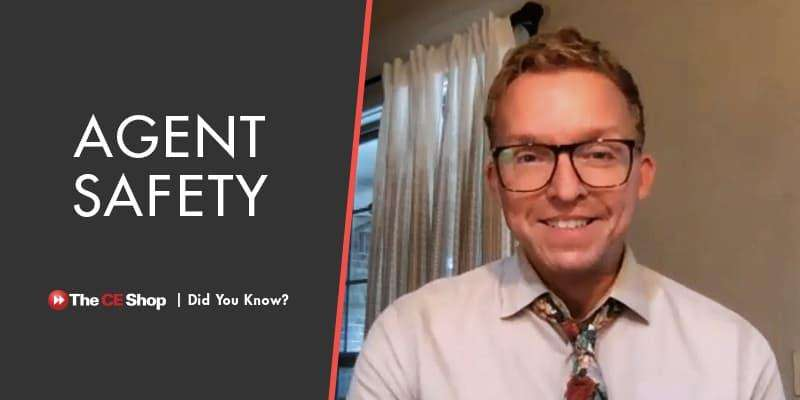 The Importance of Agent Safety